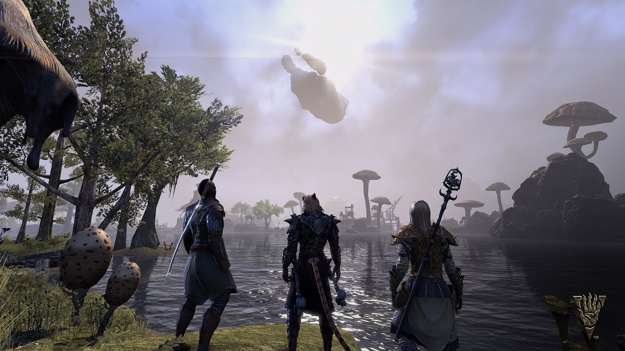 The Elder Scrolls Online Morrowind Official Launch Trailer K