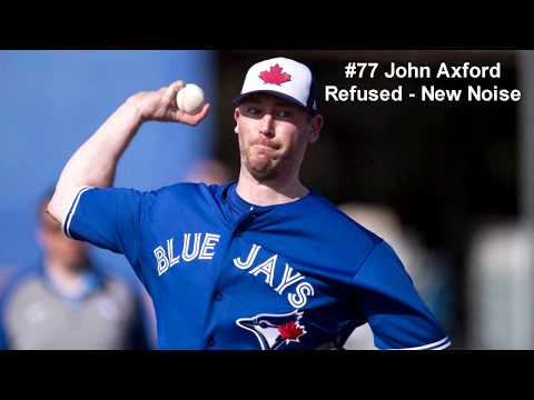 Toronto Blue Jays Walk Up Music - May 2018