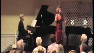 """Everybody's Doin' It Now"" ~ Ann Gibson & Frederick Hodges @ West Coast Ragtime Festival ~ 2010"