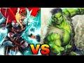 Rune king thor vs world breaker hulk