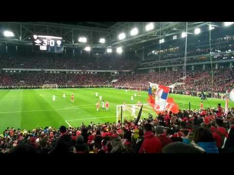 Spartak Moscow Champions! 17.05.2017 @ Otkrytie Arena