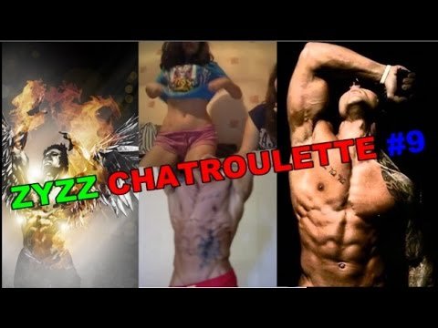 Zyzz Chatroulette #9 (girls)