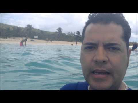Reportaje: Huracán en la Playa Flamenco, Culebra Puerto Rico