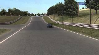 X Motor Racing / BMW M3 E92 DTM - Blackwood