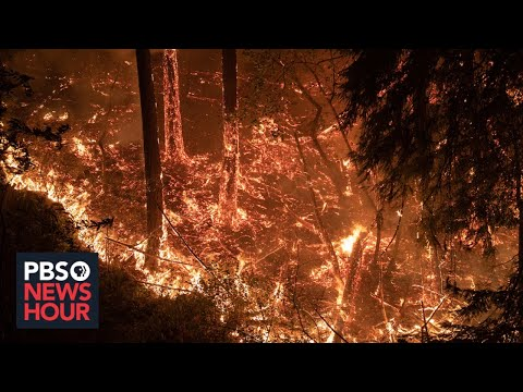 PBS NewsHour: WATCH LIVE: Updates on Northern California's Glass fire