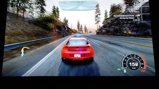 Need For Speed Hot Pursuit: First Offence - Race (2160p) 4K Gameplay