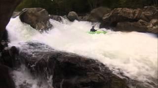 Paddling Watauga River