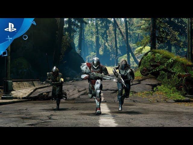 Destiny 2 - Free Trial Trailer | PS4