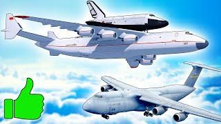 12 лучших ВОЕННО-ТРАНСПОРТНЫХ САМОЛЁТОВ. Тяжеловесы воздушного флота⭐ Ил-76, Ан-124, Ан-26, Hercules
