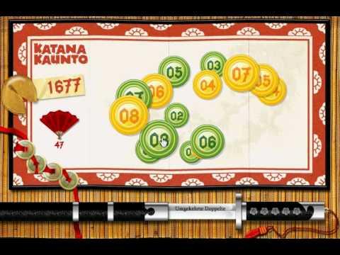 katana kaunto-gespielt von