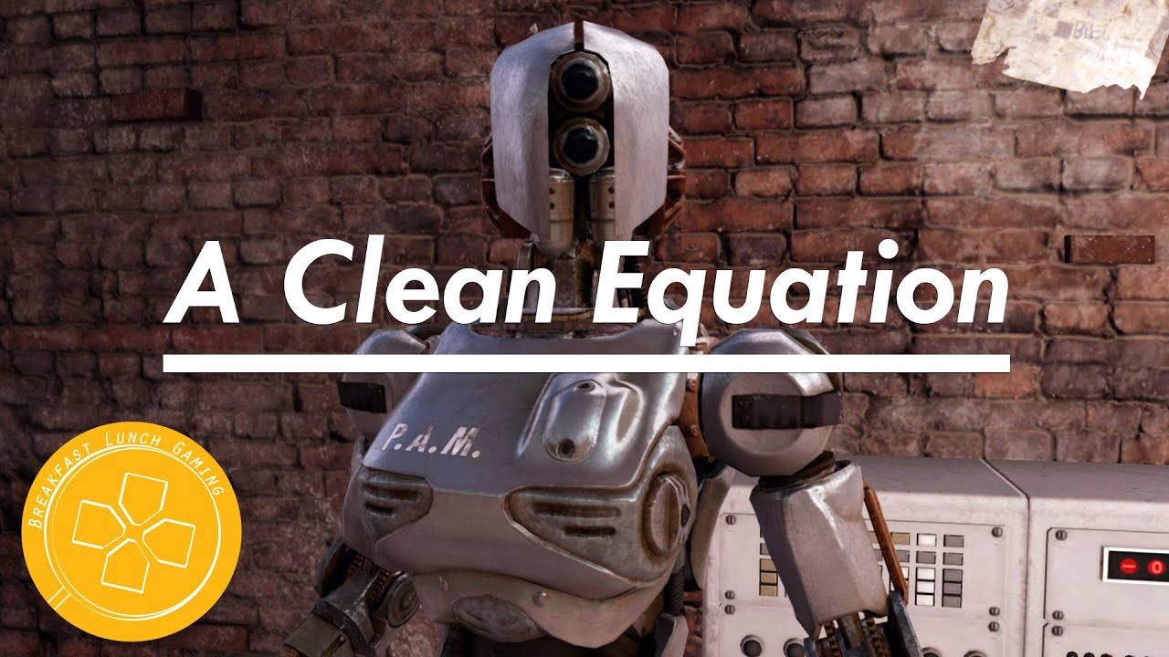 fallout 4 a clean equation