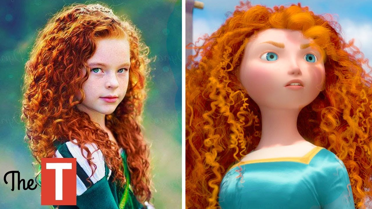 10 Kids Who TOTALLY Look Like DISNEY CHARACTERS