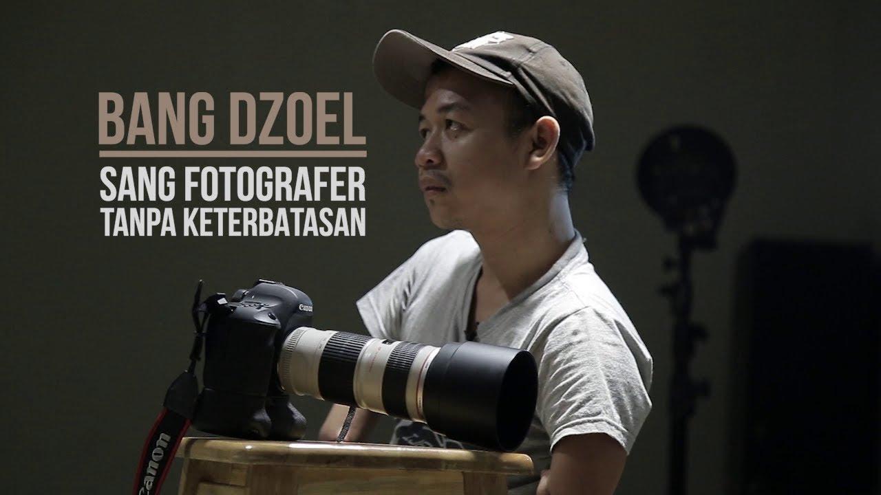 Bang Dzoel Fotografer Difabel