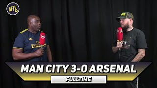 Man City 3 - 0 Arsenal | We Might As Well Go Back Into Lockdown Says DT