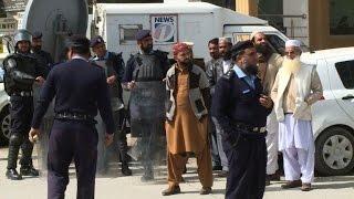 Court upholds death sentence for Pakistan governor killer