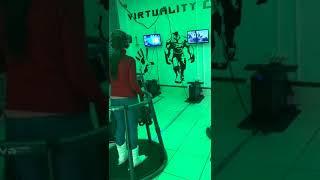 Американские горки VR - почувствуй настоящий адреналин