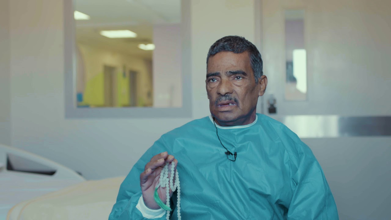 مؤسسة مجدي يعقوب | الأستاذ عطا السيد تم علاجه بالمؤسسة | MYF