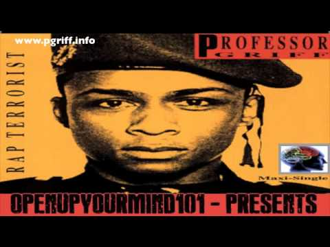 Professor Griff - Hip-Hop, History & Leaders Killed By Hollywood Full Interview