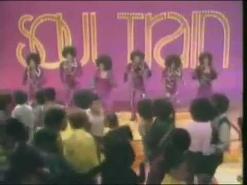 The Sylvers - Fool's Paradise (Soul Train 1973)