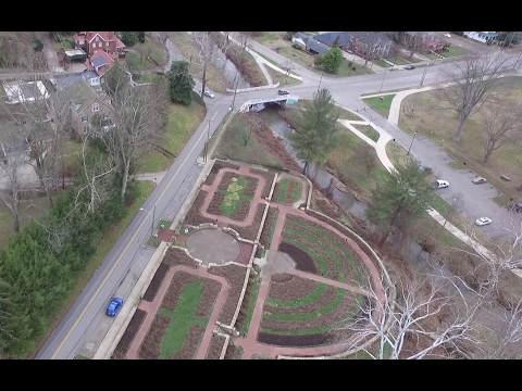 Flying Around In Huntington, WV