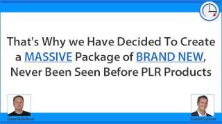 Instant Product Publisher 50 PLR Mega pack