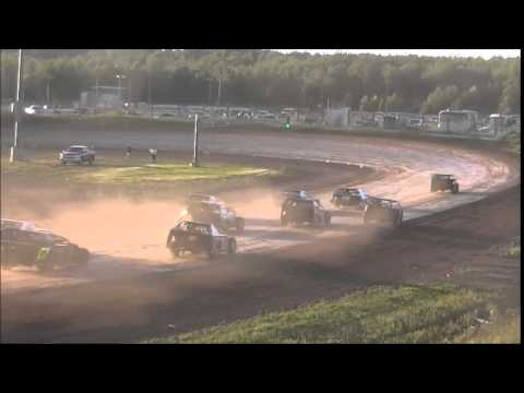 Dan Wheeler BMOD Proctor Speedway Proctor MN 07/19/15