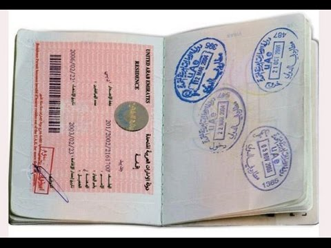 how to check visa or labour card quickly for (UAE) Dubai from direct link