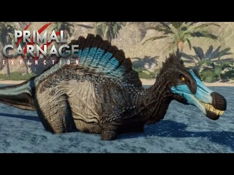 Swimming Dinosaurs!! - Primal Carnage Extinction || Part 23 HD