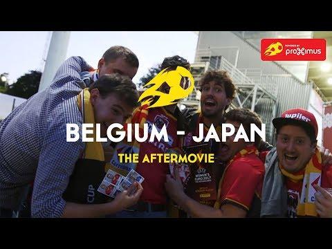 AFTERMOVIE | Belgium - Japan 1-1