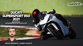 DUCATI SUPERSPORT 950 S 2021 I TEST MOTORLIVE