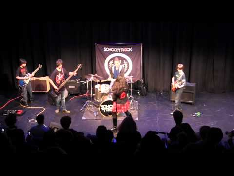 Soundgarden - Spoonman - Seattle School of Rock featuring Matt Cameron