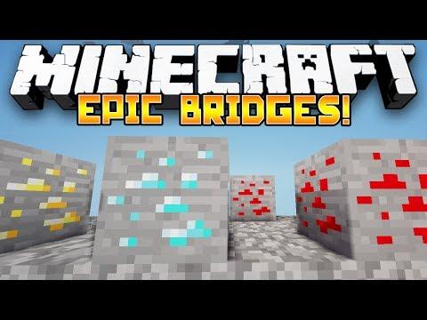 Minecraft PVP Minigame: EPIC 3v3v3 BRIDGES!