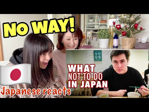 Japanese reacts to \