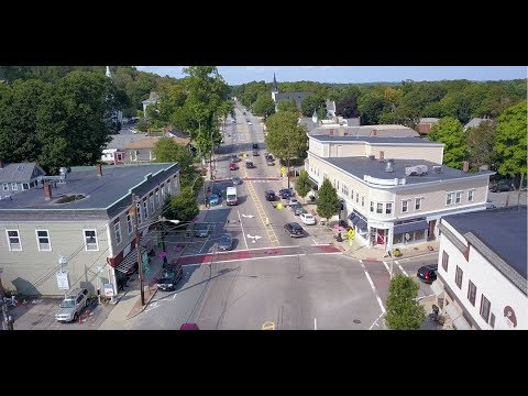 Thumbnail: Holliston, MA - Drone Footage Shot in 4k