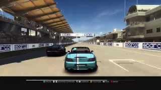 GRID Autosport Gameplay Pc HD Honda S2000 (Ligeti Atti)
