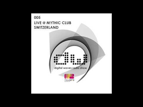Digital Waves Radio Show #005 pres. Miss Sheila Live @ Mythic Club - Switzerland 11/12/14