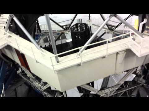 Keck I Telescope, Mauna Kea,  Hawaii