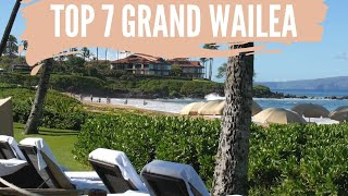 Top 7 Reasons to Stay at the Grand Wailea Resort - Maui