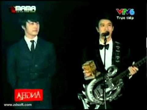 121130 Best Asian Artist @ MAMA 2012