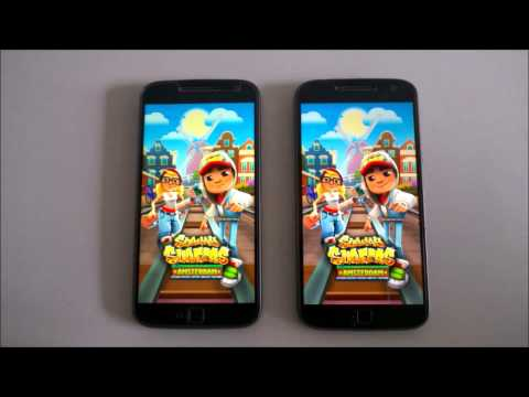 Moto G4 Plus Marshmallow 6.0 Vs Nougat 7.0 Gaming Test Comparison