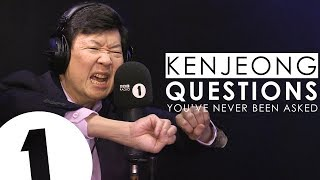 Crazy Rich Asians Ken Jeong answers questions he's never been asked