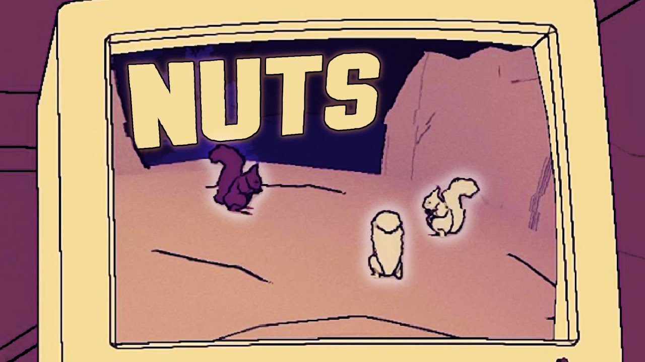 NUTS | Эти белки что-то замышляют