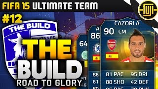 Fifa 15 - The Build - Road To Glory - Ep.12 - More Tots!!! - Fifa 15 Ultimate Team