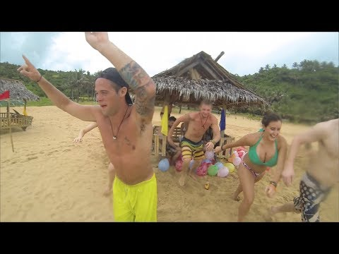 Philippines: Traveling on Cloud 9