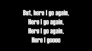 Download Here I Go Again-Lyrics-Whitesnake Mp3 and Videos