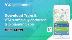 The Transit App - Trip Planner - Endorsed by VTA