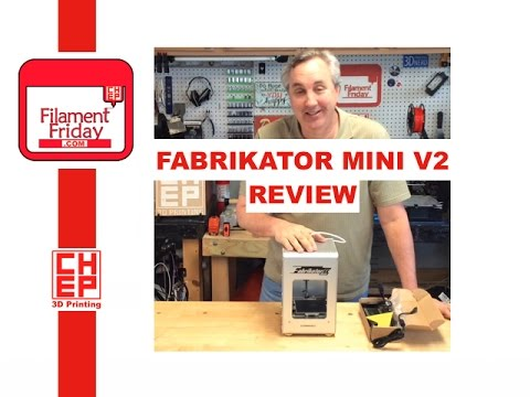Turnigy Fabrikator Mini V2 3D Printer Review from ...