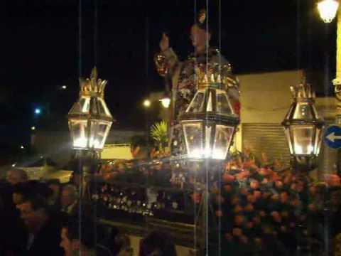 CALAMONACI - Processione San Vincenzo Ferreri 25.4.2010