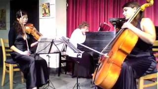 Tchaikovsky Trio in A Minor 1st mvmt-1