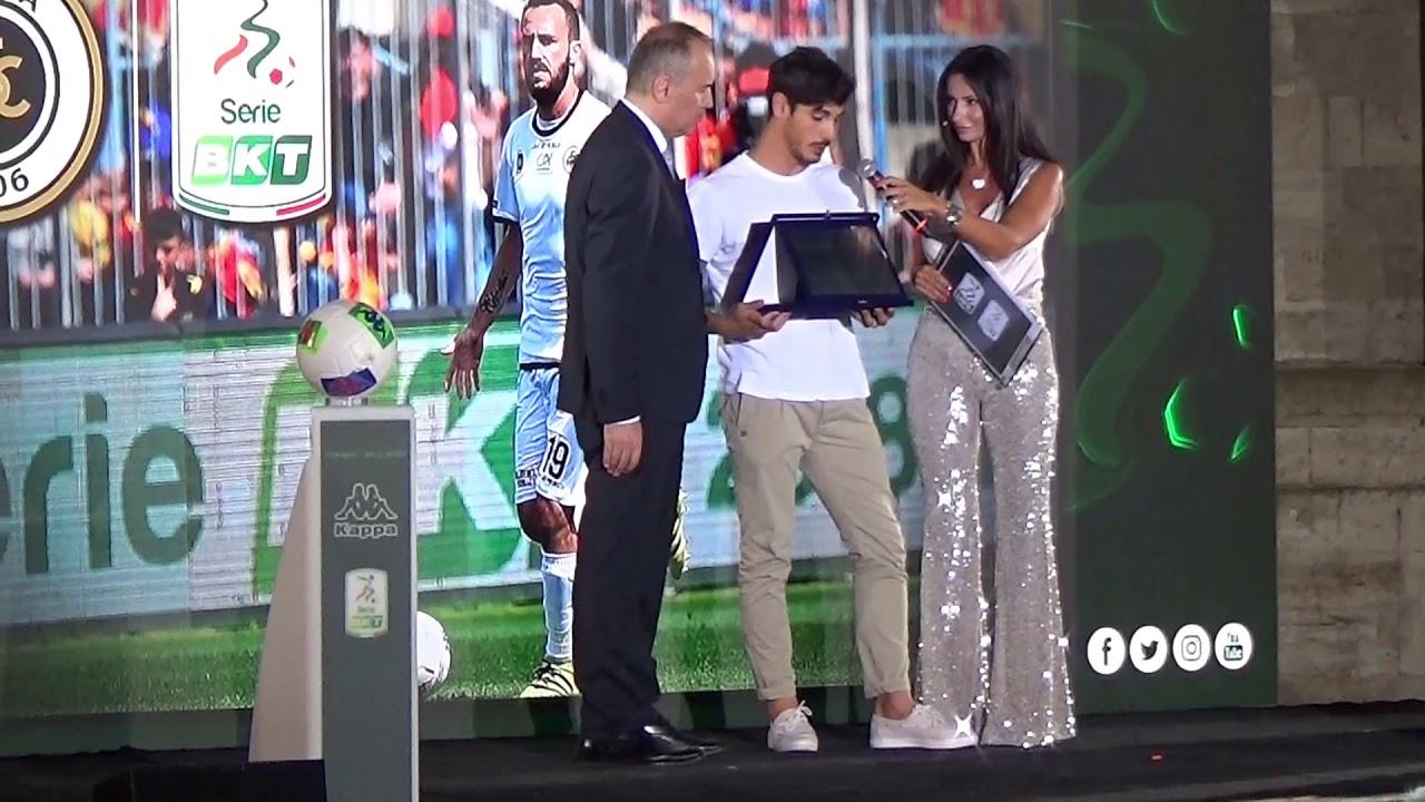 Calendario Spezia Calcio.Spezia Calcio Premiato Premio Disciplina Presentazione Calendario Serie B 2019 2020